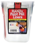 Handy Paint Pail Liner 6/Pack