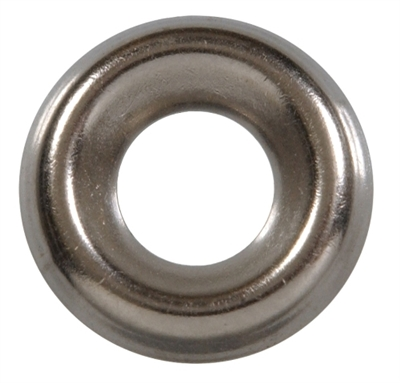 Finish Washer Brass/Nickel Plated #8