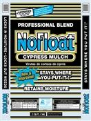 Cypress Mulch 2 Cubic Feet