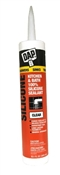 Kitchen/Bath Caulk Clear 10.1oz