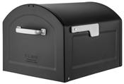 Centennial Black Mailbox