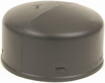 "6"" Corrugated External Pipe Cap"