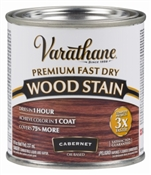 Varathane Fast Dry Cabernet Wood Stain Hp