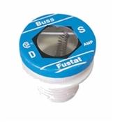 4 Pack Type S 15 Amp Plug Fuse