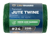 3 Ply X 208' 3-Ply Jute Twine, Green