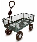 Professional Steel Frame Garden Cart