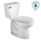 Cadet 3 Elongated Toilet, White