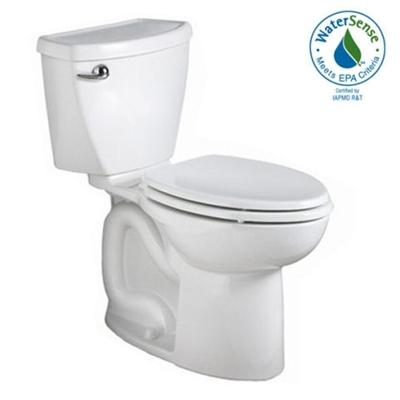 Shop Cadet 3 Elongated Toilet White At Mccoy S