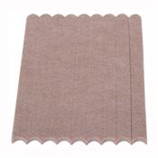 Prosource FE-S106-PS Furniture Pad, Felt Cloth, Beige