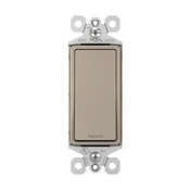 15A 3-Way Switch, Nickel