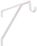 Adjustable Shelf/Rod Bracket, White