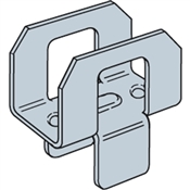 "7/16"" Steel Plywood Sheating Clips"