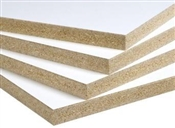 "3/4"" White Melamine Particle Board 1S 49x97"""