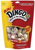 Rawhide Bone, Mini, 9 oz, 2-1/2 in L