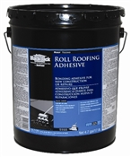 Cold Process Adhesive Blind Nailing & Lap Cement - 4.75Gal