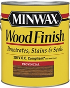Wood Finish Oil Based Provincial 1/2 Pint