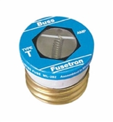 4 Pack Type T 15 Amp Plug Fuse
