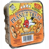 11OZ Peanut Treat Suet Cake