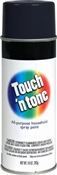 Touch N' Tone Spray Paint - Flat Black