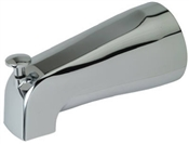 Chrome Diverter Tub Spout