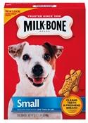 Milk Bone Dog Treats, Small, 24 Oz.