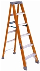 6' Fiberglass Type IA Step Ladder