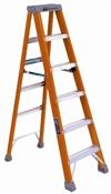 6' Fiberglass Type IA Step Ladder