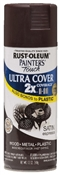 2X Painter's Touch Spray Paint Satin Espresso