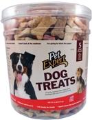 Pet Expert Multi Flavor Baked Dog Biscuit Treats, 6 Lb.