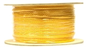 "1/4"" x 1,450' Twisted Polypropylene Rope (Yellow)"