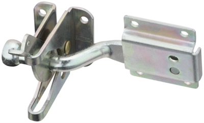 Gate Latch Anti-Sag, Zinc