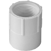 "3/4"" Female Adapter Schedule 40 PVC"