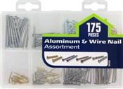 Medium Aluminum Wire Nail Kit