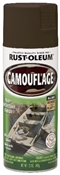 Camouflage Spray Paint Earth Brown
