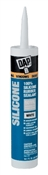 100% Silicone Caulk, White