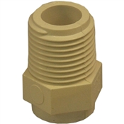 "CPVC 1/2"" Male Adapter"