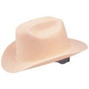 Hard Hat White Western Style