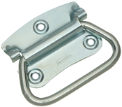 "2-3/4"" Chest Surface Handle, Zinc"