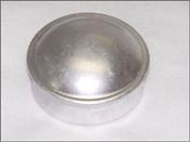 Hearne 012802 Dome Cap, Steel