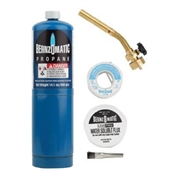 Plumbers Propane Jet Torch Kit