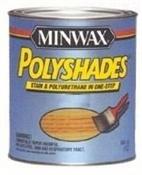 Polyshades Stain & Polyurethane Gloss Old Maple 1 Quart