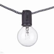 Denver Collection, 10 Light, 5W, Incandescent String Light Set