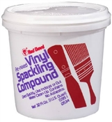 Vinyl Spackling Compound 1 Quart