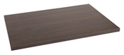 "Closet Culture 16"" Espresso wood Shelf"
