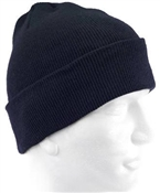 Watch Cap Navy - One Size Fits All