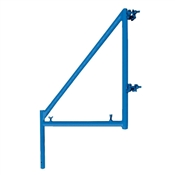 Scaffolding For Use With Any Standard Or Arched Scaffold Frame