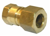 "3/8"" Compression x 1/8"" Female Pipe Thread Adapter"