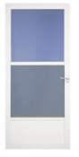 "36"" White Single-Vent Storm Door - 288-SS"