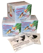 All Natural Hummingbird Nectar 4 Individual Packs for Freshness