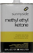 Sunnyside Methyl Ethyl Ketone 1 Quart